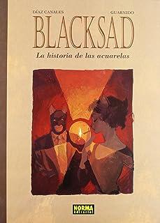 Blacksad, La historia de las acuarelas [Lingua spagnola]