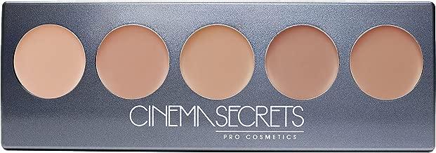 cinema secrets foundation palette