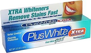 強力ホワイトニング歯磨きミントジェル 104ml (並行輸入品)