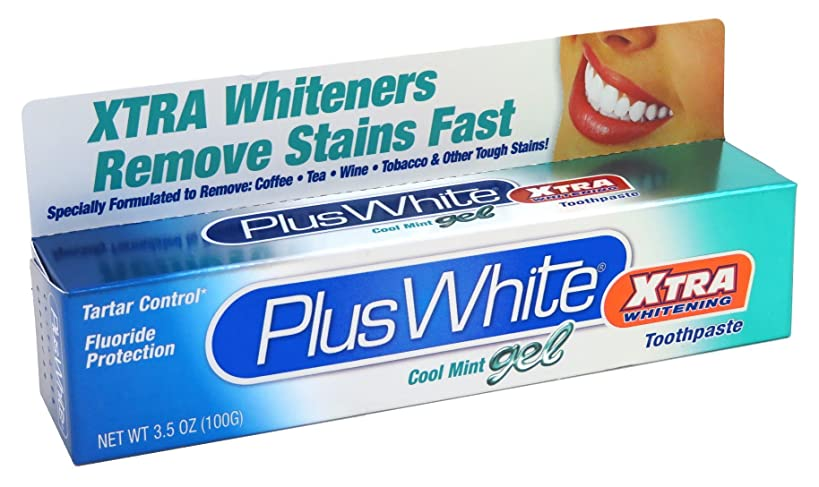 植物学美的経由で強力ホワイトニング歯磨きミントジェル 104ml (並行輸入品)