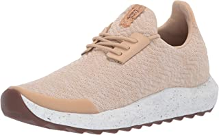 Freewaters Womens Freeland Hi-fi Womens Versatile Trainer for Every Day Comfort Beige Size: