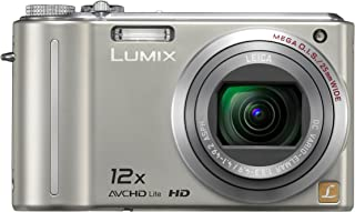 Panasonic Lumix DMC-ZS3 10MP Digital Camera with 12x Wide Angle MEGA Optical Image Stabilized Zoom and 3 inch LCD (Silver)