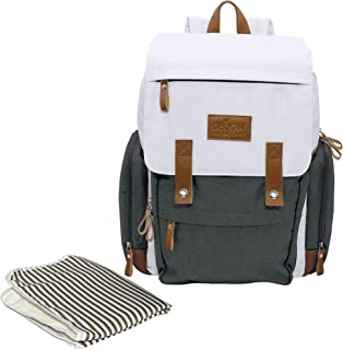 Diaper Bag Backpack | Baby Shower Gift | Nappy Bag | Laptop Backpack | Stylish Backpack