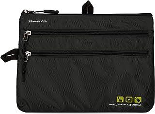 Travelon World Travel Essentials Seat Pack Organizer, Black, One Size