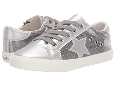 Amiana 15-A5506 (Toddler/Little Kid/Big Kid/Adult) (Silver Patent/PU Combo) Girl