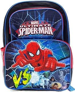 ultimate spiderman backpack