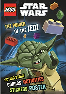 Lego® Star Wars The Power of the Jedi (Activity Book with Stickers)