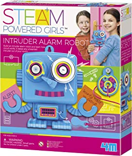 4M Intruder Alarm Robot Kids Science Kit