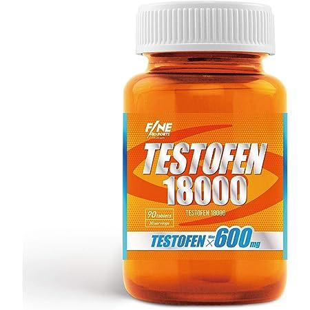 FINE SPORTS 国産ボディメイク系サプリ テストフェン18000 テストステロン 90粒30日分