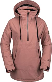 Volcom Women's Fern Insulated Gore-tex Pullover Snow Jacket
