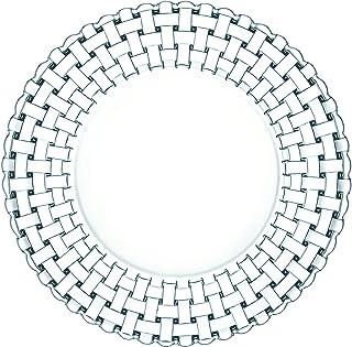 Spiegelau & Nachtmann, Desserteller, 2 Stück, Größe: 23 cm, Kristallglas, Bossa Nova, 0098035-0