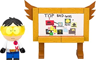 McFarlane Toys South Park Top Bad Guys Board Micro Construction Set