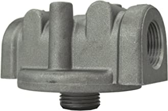 Prince FB1200-00 Filter Head, Cast Aluminum, 15 psi Bypass Spring, 45 gpm, 1-1/4