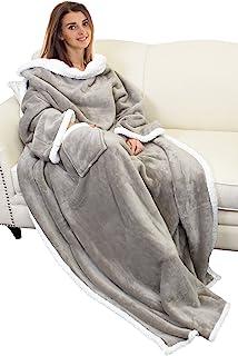 Catalonia Wearable Blanket Sleeves Sleeved