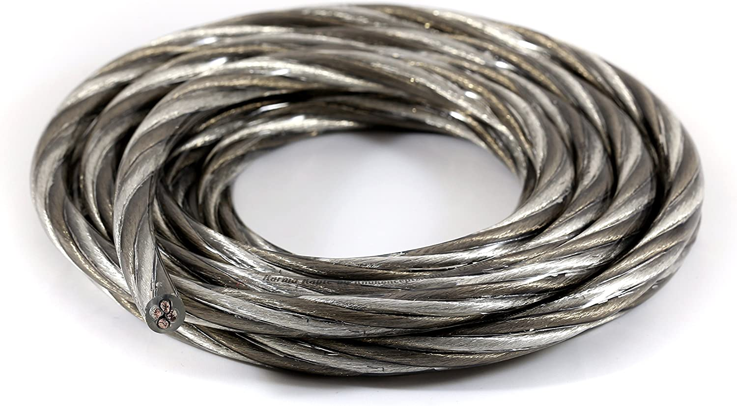 Import KnuKonceptz Karma All items free shipping Kable Twisted 12 OF Bi-Wire Speaker Wire Gauge