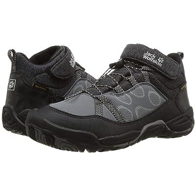 Jack Wolfskin Kids Jungle Gym Texapore Mid (Toddler/Little Kid/Big Kid) (Wolf) Kids Shoes