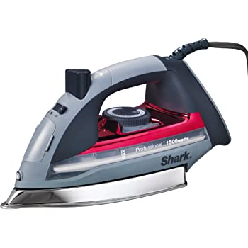 Shark Steam Iron, Red