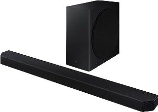 Samsung HW-Q900A Q-Symphony Cinematic Dolby Atmos Q-Series Soundbar for TV (2021), True 7.1.2ch sound, Amazon Alexa Built-...