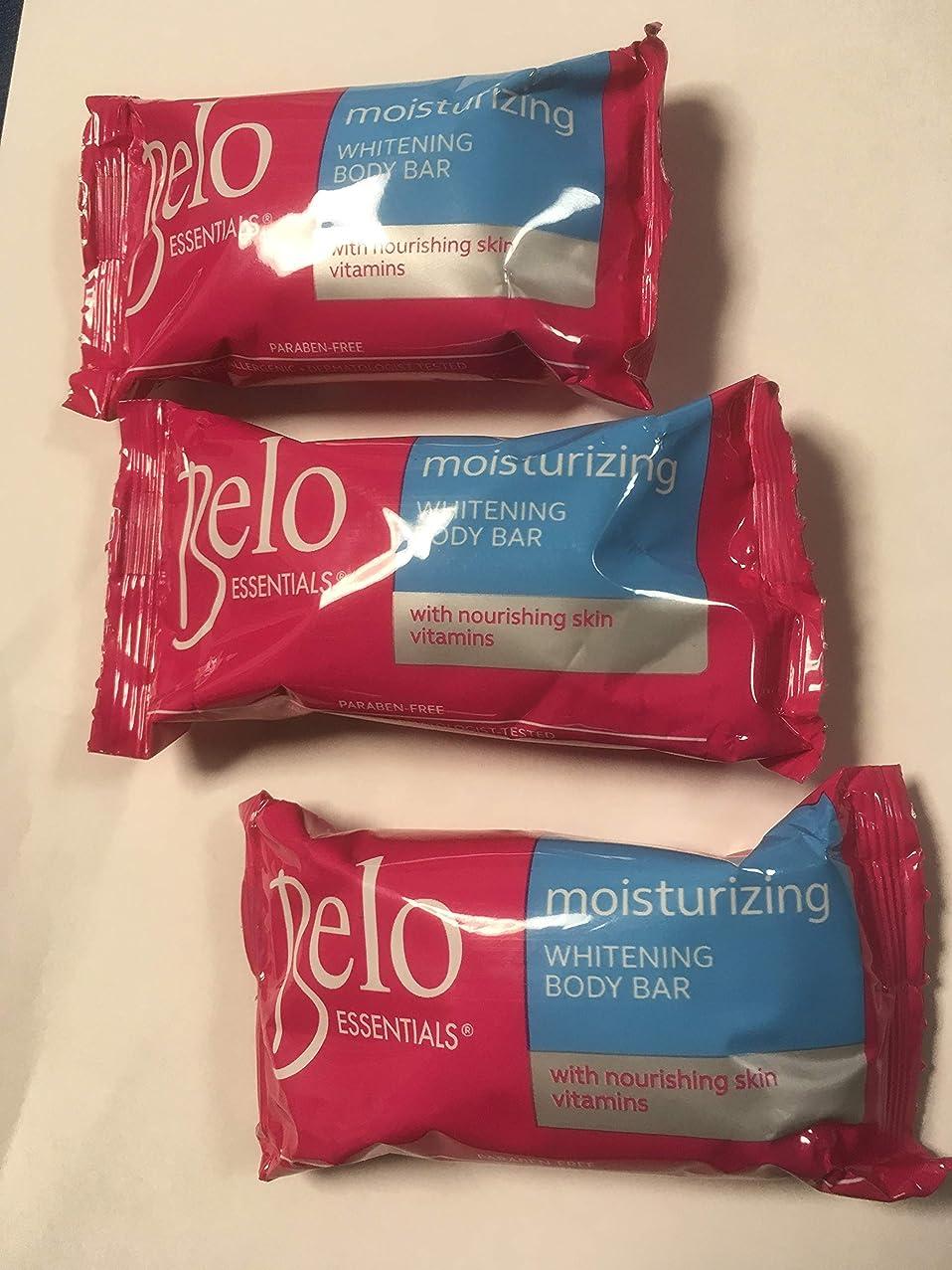 崖休日に急勾配のBelo soap