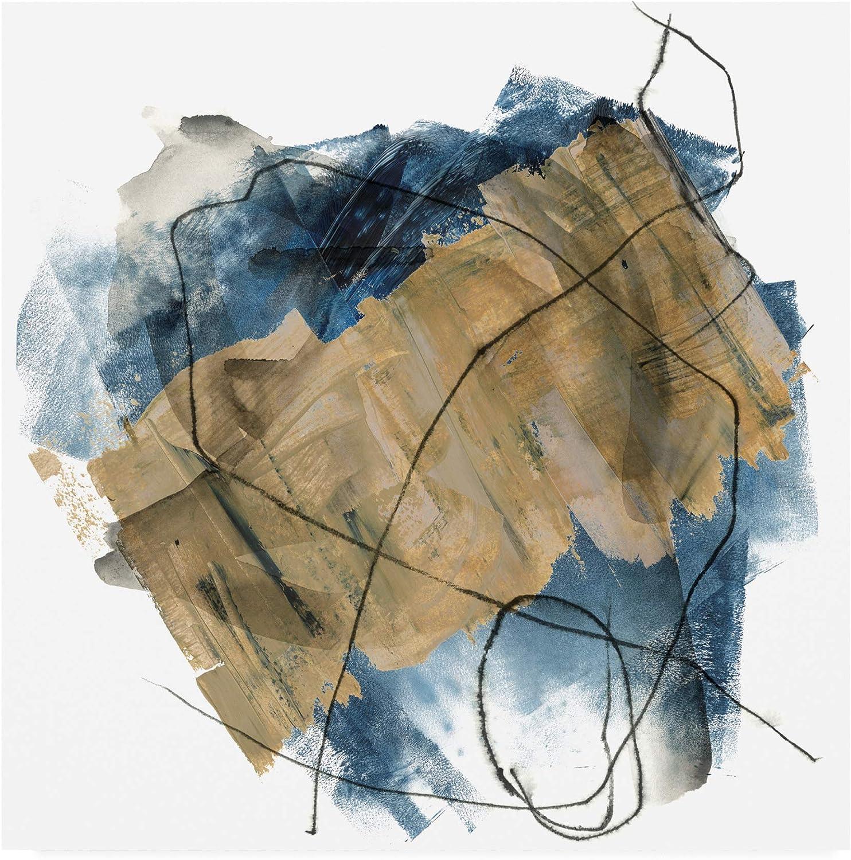 Trademark Fine Art bluee Crew II by Jennifer Paxton Parker, 14x14