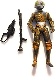 Star Wars, The Power of the Force Green Card, 4-Lom Action Figure, 3.75 Inches