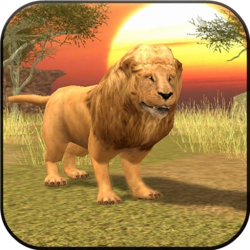 Wild Lion Simulator 3D