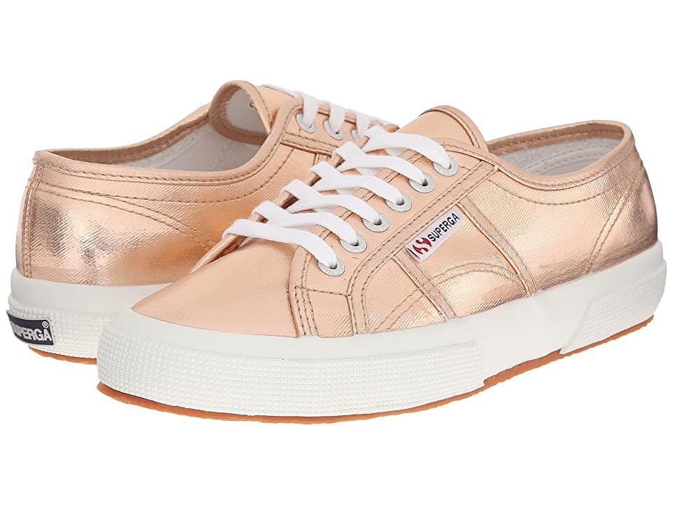 Superga 2750 COTMETU Sneaker (Rose Gold) Women