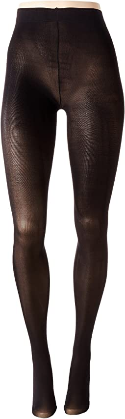Geo Shine Print Tights