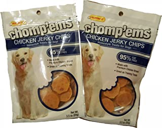 Best chomp'ems chicken jerky chips Reviews