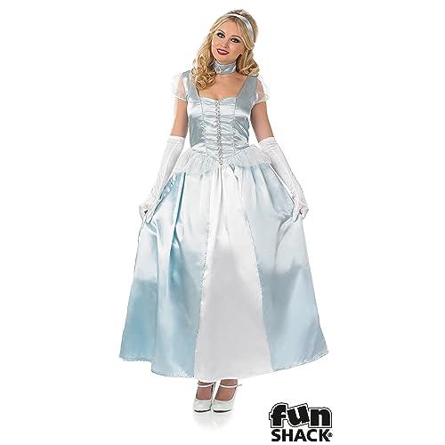 Fairy Tale Princess   Adult Fancy Dress Costume   Medium   12 14