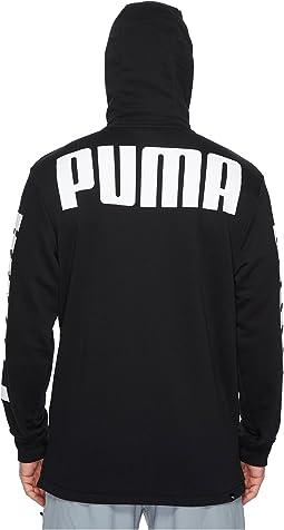 PUMA - Rebel FZ Hoodie TR