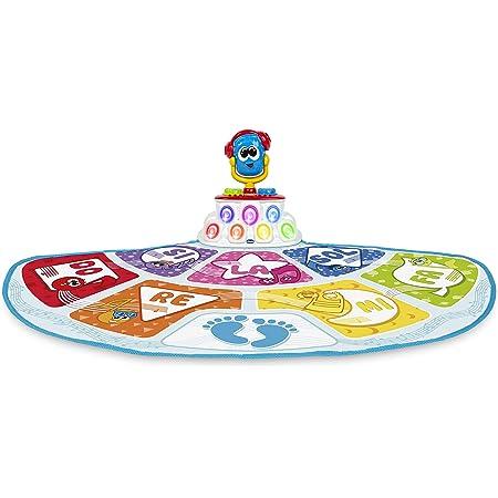 Chicco Percorso Musicale di DJ Mic, Gioco Musicale, Tappeto, età 1-4 anni