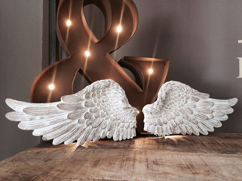 Angel wings White Angel Wings Wall Wings Decorative