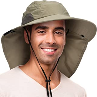 hats with neck protection