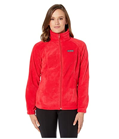 Columbia Benton Springstm Full Zip (Red Lily) Women