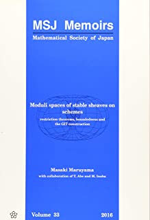 Moduli Spaces of Stable Sheaves on Schemes: Restriction Theorems, Boundedness and the Git Construction (Mathematical Society of Japan Memoirs)