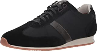 BOSS Hugo Orland_Lowp_Sdny1 Shoes Men Black, 43 EU