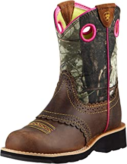 Kids' Fatbaby Collection Western Boot