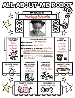 Best all about me first grade Reviews