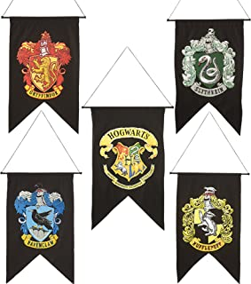 """Rubie's Set of 5 Harry Potter Banners (20 x 30"""")"""