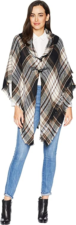 College Plaid with Lurex