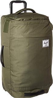 Herschel Wheelie Outfitter, Dark Olive, 70.0L