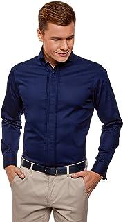 Amazon.es: camisa puño gemelos hombre