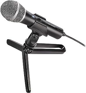 Audio-Technica ATR2100x-USB Unidirectional Dynamic Streaming/Podcasting Microphone