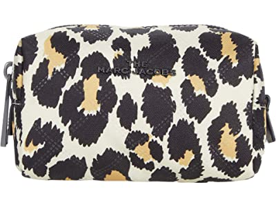 Marc Jacobs The Beauty Leopard Small Pouch (Natural Multi) Bags