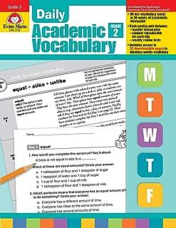 Evan-Moor Daily Academic Vocabulary, Grade 2