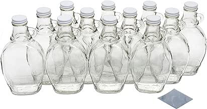 8 oz syrup bottle