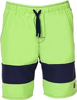 Anti-Chafe Men's Swim Trunks No Mesh & No Net Swimming Shorts