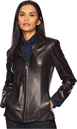 Leather Jackets Cole Haan Clothing Women Shipped Free At Zappos