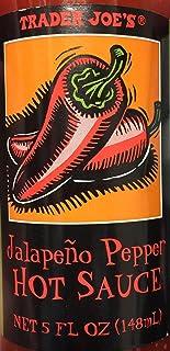 Trader Joe`s Jalapeno Pepper Hot Sauce